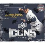 2009 Upper Deck Icons Baseball 1