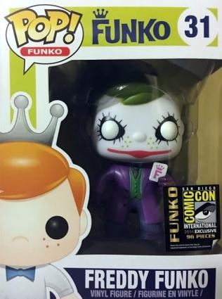 Ultimate Funko Pop Dark Knight Figures Checklist and Gallery 30