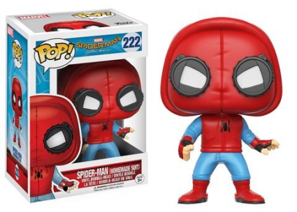 Ultimate Funko Pop Spider-Man Figures Checklist and Gallery 24