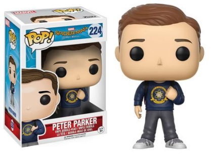 Ultimate Funko Pop Spider-Man Figures Checklist and Gallery 26