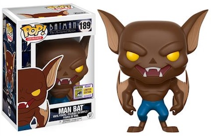 Ultimate Funko Pop Batman Animated Series Figures Gallery and Checklist 8