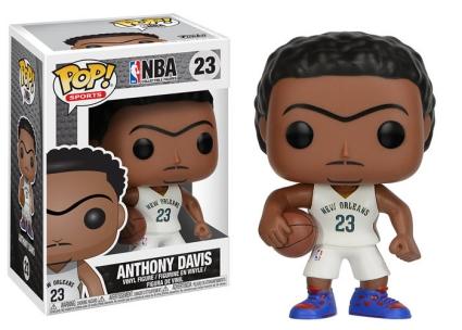 Ultimate Funko Pop Basketball NBA Figures Gallery and Checklist - MJ & Scottie Dream Team 26