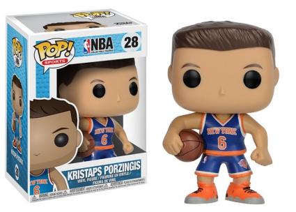 Ultimate Funko Pop Basketball NBA Figures Gallery and Checklist - Dream Team 31