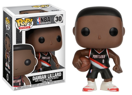Ultimate Funko Pop Basketball NBA Figures Gallery and Checklist - MJ & Scottie Dream Team 33