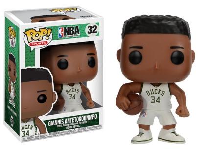 Ultimate Funko Pop Basketball NBA Figures Gallery and Checklist - Dream Team 35