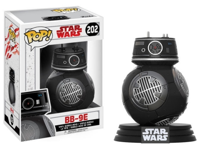 Ultimate Funko Pop Star Wars Figures Checklist and Gallery 256